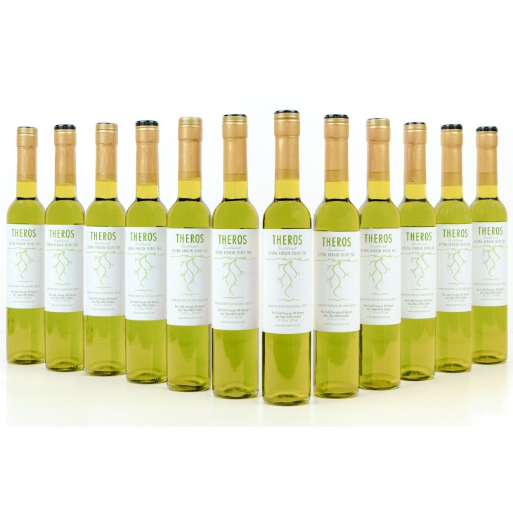 Theros Olive Oil - Case of 12 Bottles