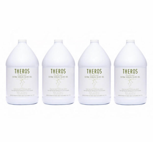 Four (4) Gallon Containers